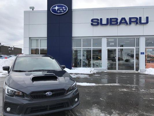 Subaru WRX Sport-tech 2018 AWD (6/16)