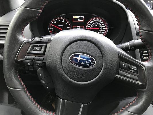 Subaru WRX Sport-tech 2018 AWD (13/16)