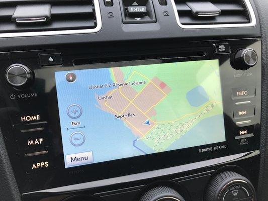 Subaru WRX Sport-tech 2018 AWD (14/16)