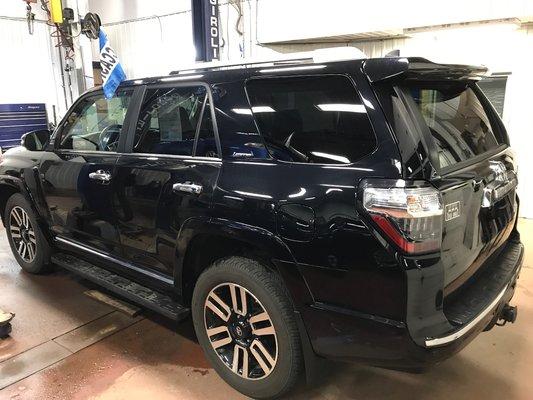 Toyota 4Runner LIMITEE/SR5 2016 LTEE BAS KM (25/27)