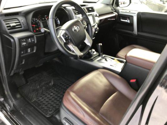 Toyota 4Runner LIMITEE/SR5 2016 LTEE BAS KM (8/27)