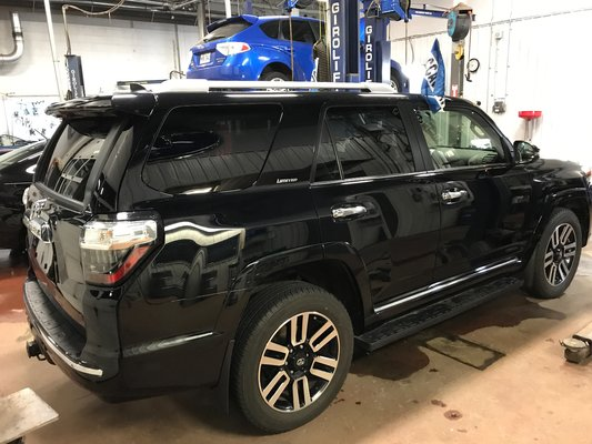 Toyota 4Runner LIMITEE/SR5 2016 LTEE BAS KM (26/27)