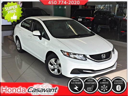 Honda Civic LX 2013