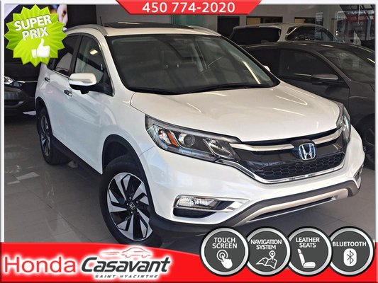 Honda CR-V TOURING AWD 2015