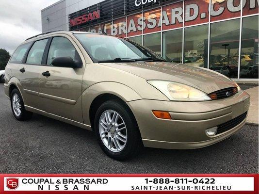 Ford FOCUS WAGON SE*TRAITE A L:HUILE CHAQUE ANNÉE*AUTOMATIQUE 2002