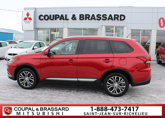 Mitsubishi Outlander ES TOURING,TOIT OUVRANT,BLUETOOTH,MAGS 2016