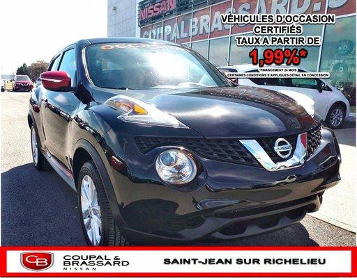 2016 Nissan Juke SV*BLUETOOTH*SIEGES AVANT CHAUFFANTS*
