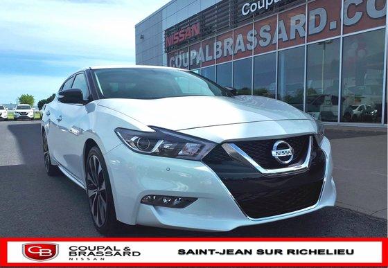 2018 Nissan Maxima SR*Démarreur a dist.*Jantes 19