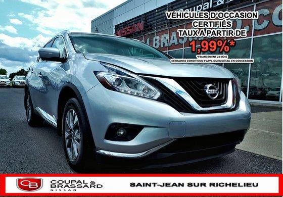 Nissan MURANO SL AWD SL*GPS*Audio BOSE*Hayon électrique* 2015