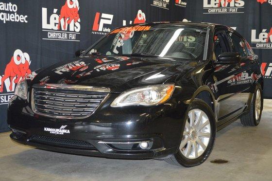 Chrysler 200 Touring V6 BAS KILOMÉTRAGE 2012