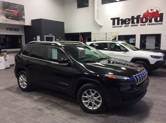 Jeep Cherokee NORTH PLUS V6/ 4X4/HITCH/84$SEM.0$TOUT INCLUS 2016