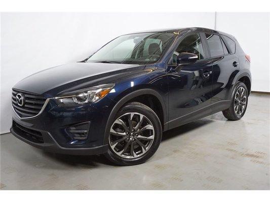 2016 Mazda CX-5 GT-SKY AWD GPS TOIT CUIR MAG