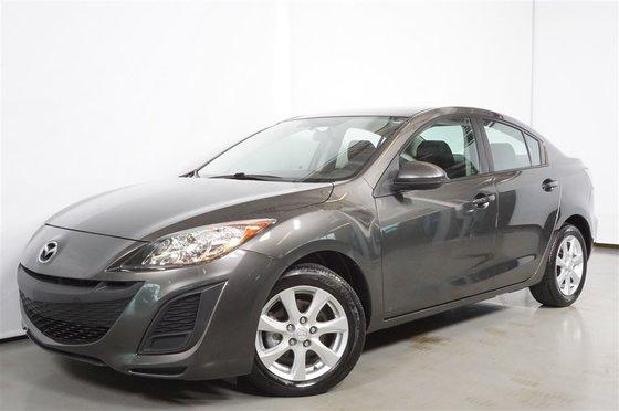 Mazda Mazda3 GX AUTO ** 41$+tx/sem. ** 2011