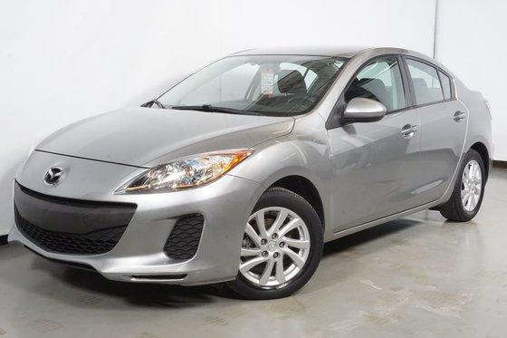 Mazda Mazda3 GS-SKY BLUETOOTH MAG SIEGE CHAUFFANT 2012