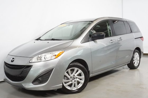 2014 Mazda Mazda5 GS MAG A/C 6-PLACES