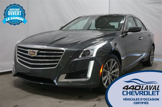 Cadillac CTS Sedan LUXURY TOIT NAVIGATION AWD 2017