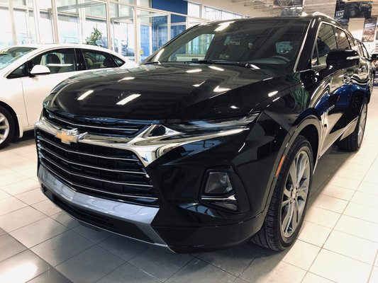 New 2019 Chevrolet Blazer Premier Black - $56110.0 ...