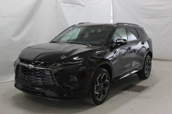 New 2019 Chevrolet Blazer RS, AWD Black - $48575.0   440 ...
