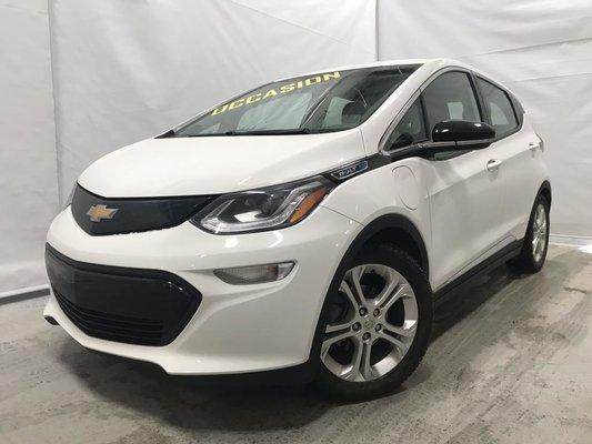 2017 Chevrolet Bolt EV 2lt