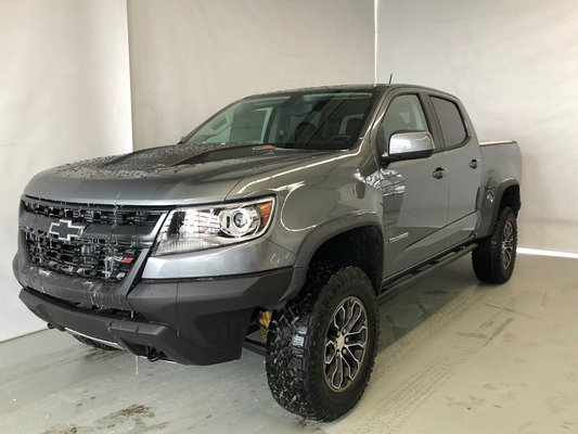 New 2019 Chevrolet Colorado Zr2 Crew Cab S Box Diesel