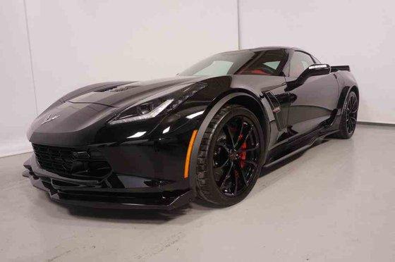 New 2018 Chevrolet Corvette Grand Sport GBA - Black ...