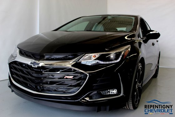 New 2019 Chevrolet Cruze Lt Groupe Rs Automatique