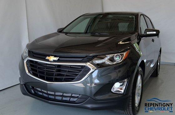 Used Chevy Equinox >> New 2019 Chevrolet Equinox LT Nightfall Grey Metallic - $28940.0 | Repentigny Chevrolet, Buick ...