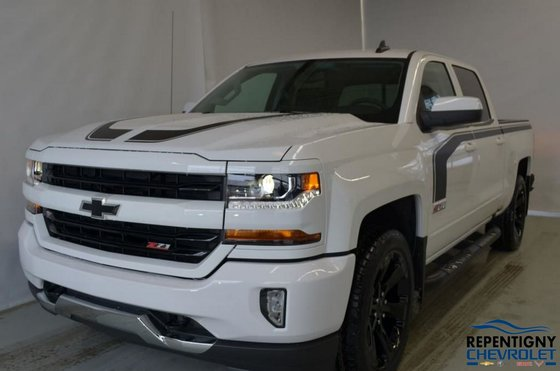 2018 silverado texas edition white