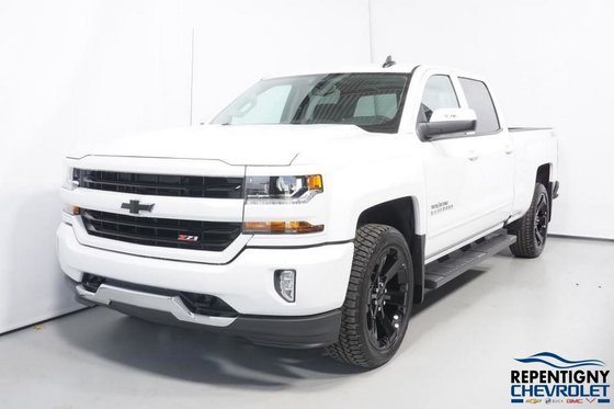 New 2018 Chevrolet Silverado 1500 LT, True North, Crew Cab ...