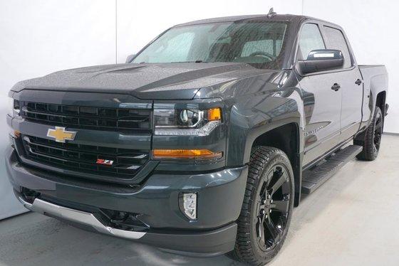 New 2018 Chevrolet Silverado 1500 LT, Z71, Crew Cab GPA - Graphite Metallic - $56180.0 | 440 ...