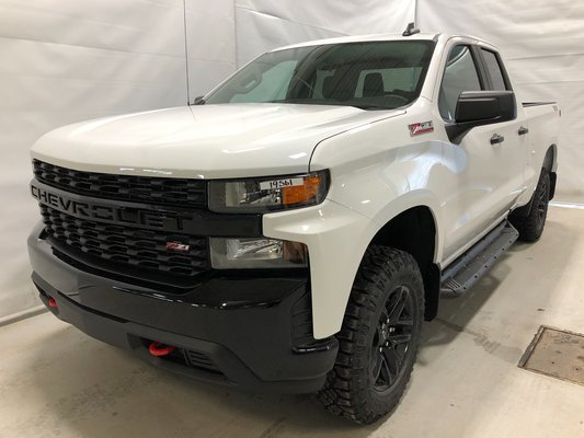 New Chevrolet Silverado 1500 Custom, Trail Boss, Double ...