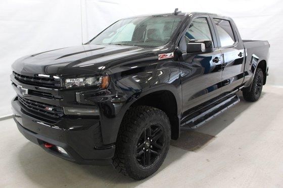 New 2019 Chevrolet Silverado 1500 2LT Trail Boss, Crew Cab ...