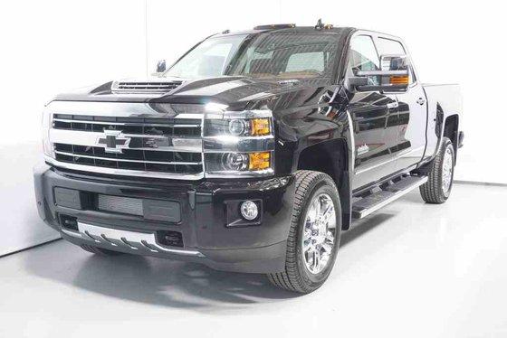 New 2018 Chevrolet Silverado 2500hd High Country Gba Black