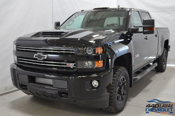 New Chevrolet Silverado 2500HD 1LT, Z71, Crew Cab, STD/Box ...
