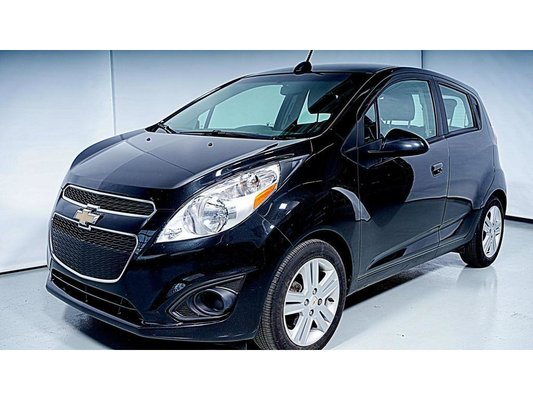 Chevrolet Spark A/C LT MAGS 2015
