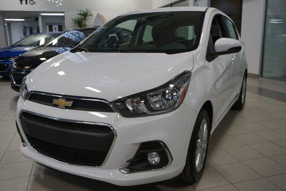 New 2018 Chevrolet Spark Lt Gaz Summit White 169950 440