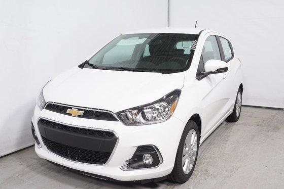 New 2018 Chevrolet Spark Lt Summit White 154950 440 Chevrolet