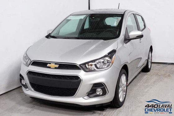 New 2018 Chevrolet Spark LT Silver Ice - $15495 0 | 440 Chevrolet #18989