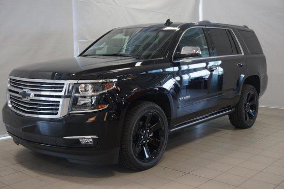 New 2017 Chevrolet Tahoe Premier Black - $72745.0 ...