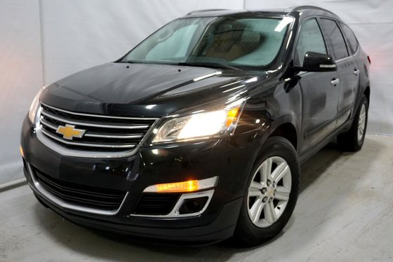 2013 Chevrolet Traverse AWD 2LT AWD CUIR GPS 7 PASSAGERS