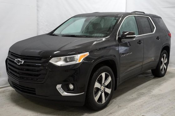 New 2018 Chevrolet Traverse LT True North GB8 - Mosaic ...