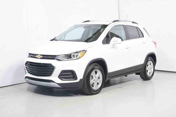 New 2018 Chevrolet Trax Lt Gaz Summit White 26720 0 440