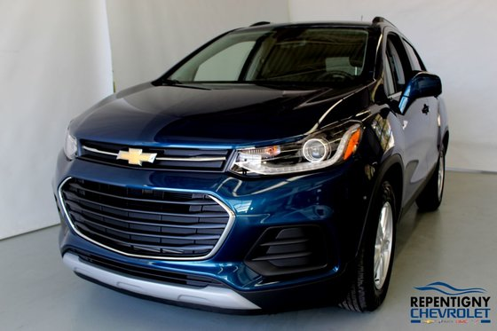 new 2019 chevrolet trax lt pacific blue metallic 26820. Black Bedroom Furniture Sets. Home Design Ideas