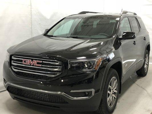 Used Diesel Trucks >> New 2019 GMC Acadia SLE-2, Automatique, AWD EBENE CREPUSCULE METALLISE - $47095.0 | 440 ...