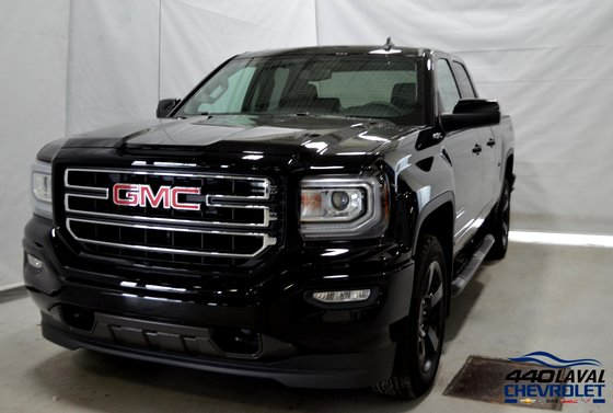 GMC SIERRA 1500 LIMITED Base, Elevation, Double Cab 2019 ...