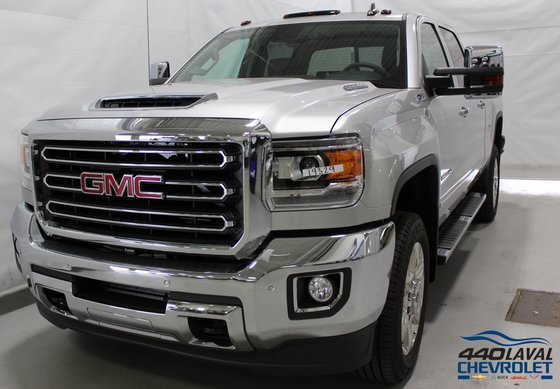 New 2019 GMC Sierra 2500HD SLT, Crew Cab, Duramax, STD/Box ...
