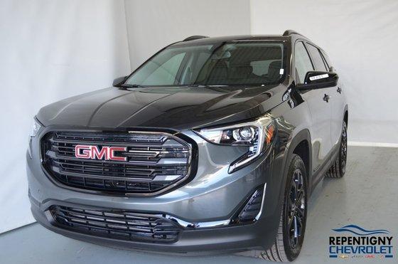 GMC Terrain SLE, AWD 2019 Gris graphite métallisé neuf ...