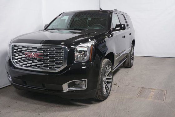 New 2018 Gmc Yukon Denali Onyx Black 87790 0 440