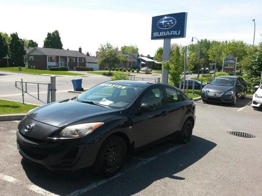 Mazda 3 GX TRES PROPRE VITRES ÉLECTRIQUES 2010