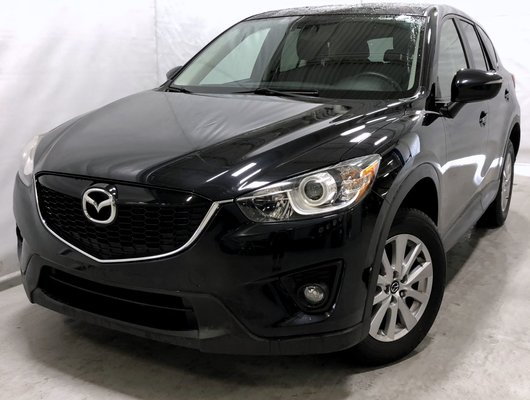 2015 Mazda CX-5 AWD GS TOIT OUVRANT BLUETOOTH JAMAIS ACCIDENTE